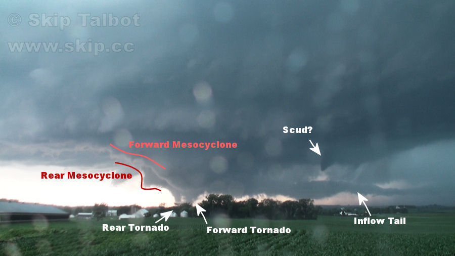 Observations from June 17, 2010 | Stormtrack