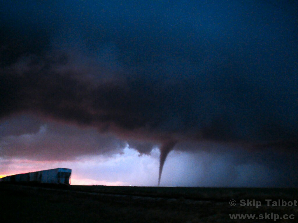 Edson, KS March 28, 2007